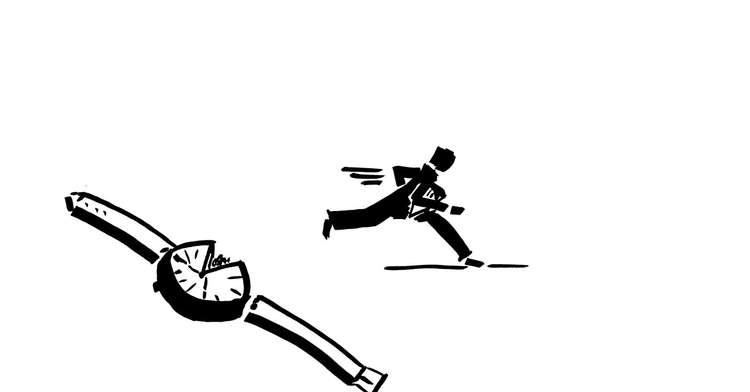 Zeitdiebe entlarven und dingfest machen – entspannt arbeiten