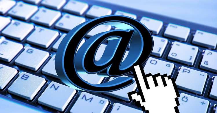 E-Mail ausstellen