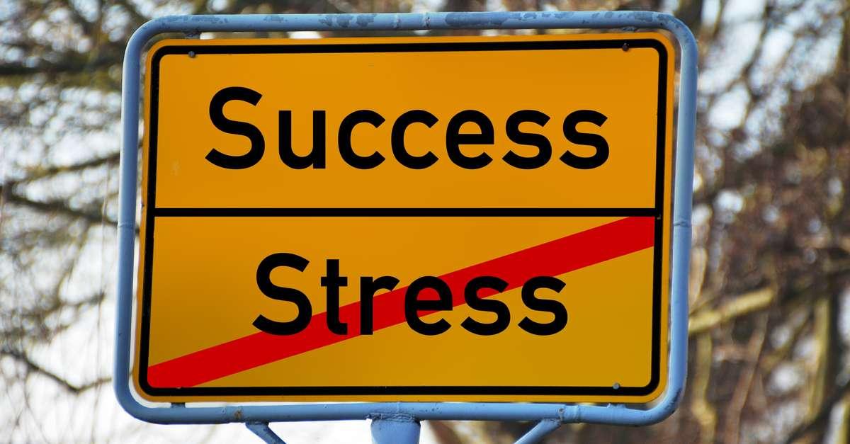 Raus aus dem Stress - Stress abbauen Teil 1