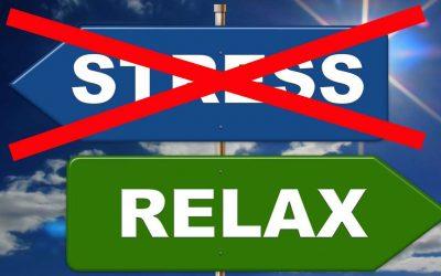 Stress dauerhaft reduzieren –  Stress abbauen Teil 4