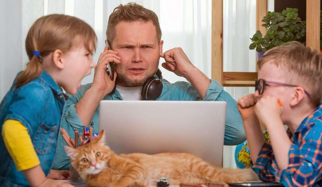 Im Home-Office konzentriert arbeiten –  5 wichtige Tipps